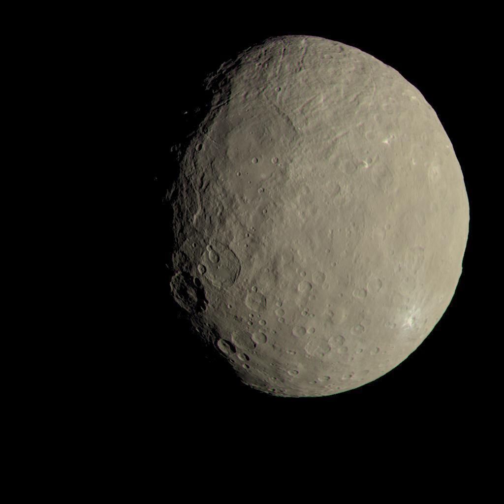 Ceres Nasıl Görünüyor