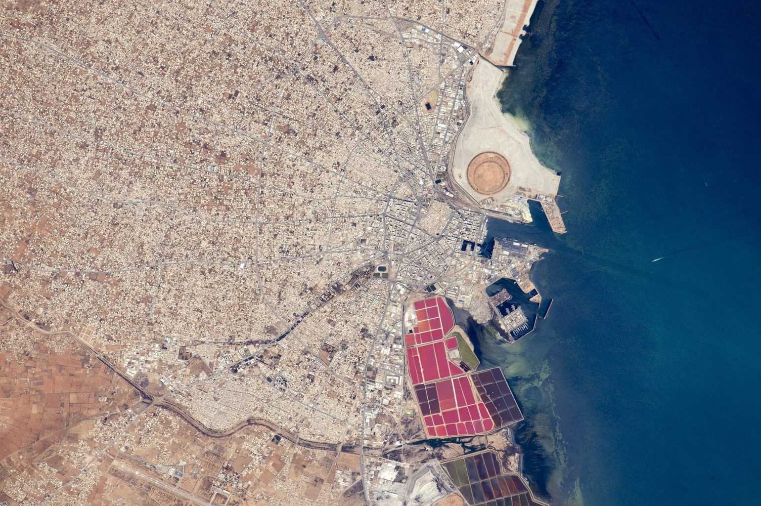 Sfax Limanı, Tunus