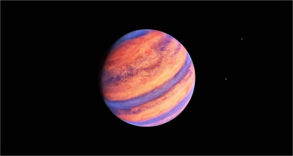 Güneş Sistemi Dışı Bulut Gözlemlendi