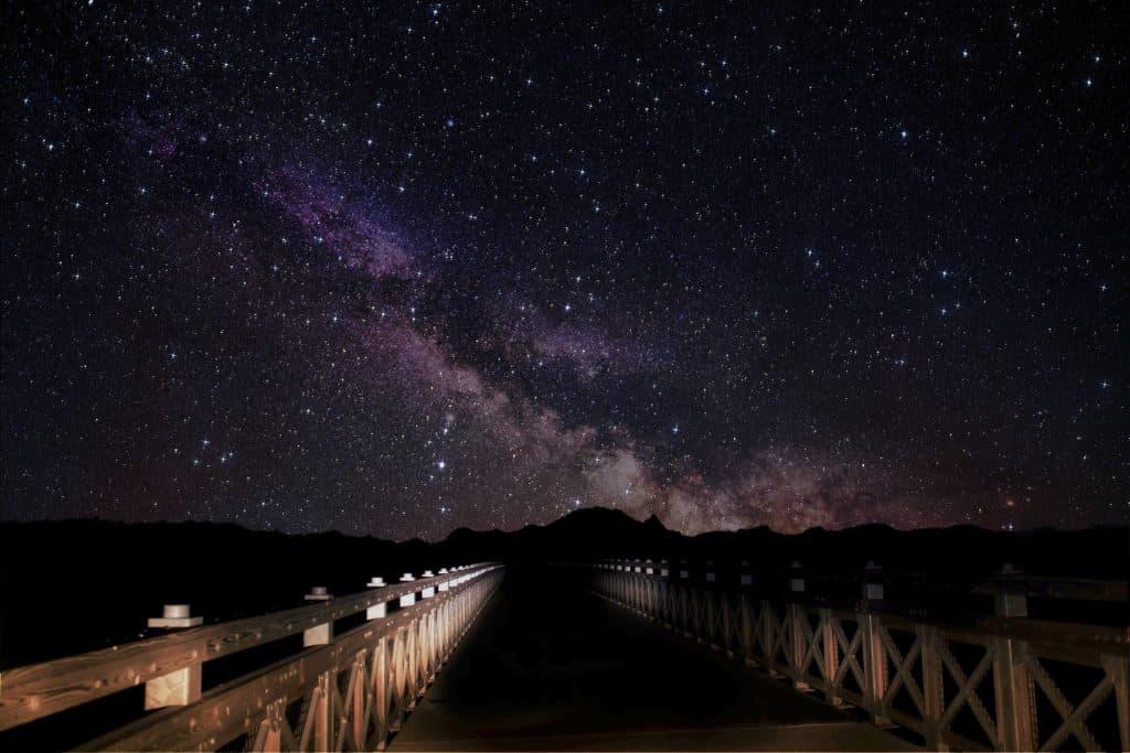 Nebraska ve Samanyolu Galaksisi