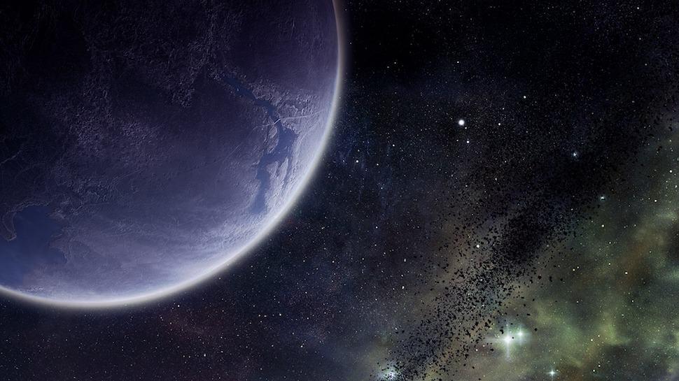 Güneş Sistemi ve Uzaydaki En Büyük Gezegen