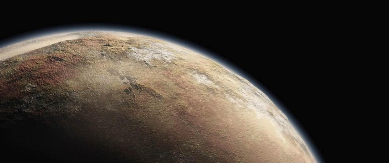 Plüton ve Uydusu Charon Yüzey Videoları