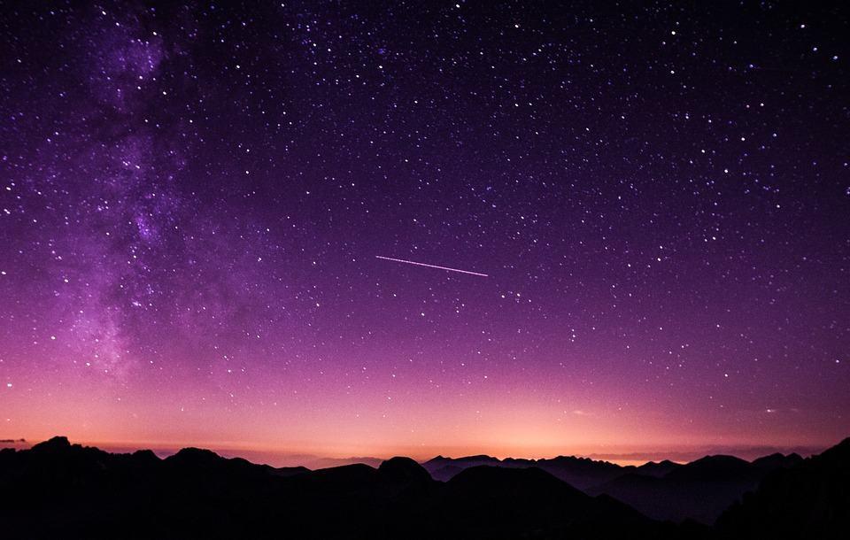 Yıldız Kayması (Meteor Yağmuru)
