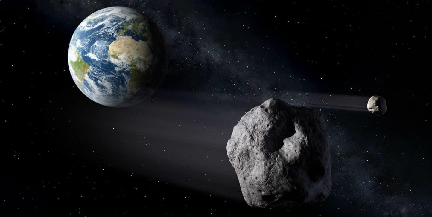 TC4 Asteroidi Dünya'ya Çok Yakın Geçecek