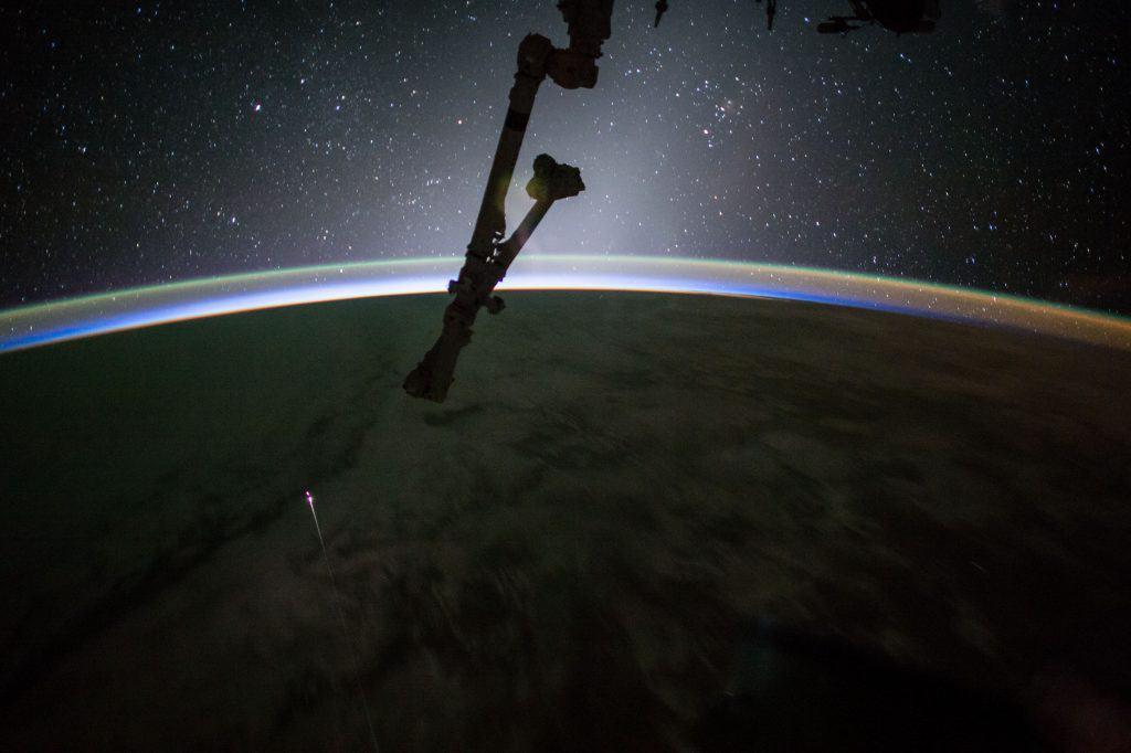 Dünya Atmosferine Giriş