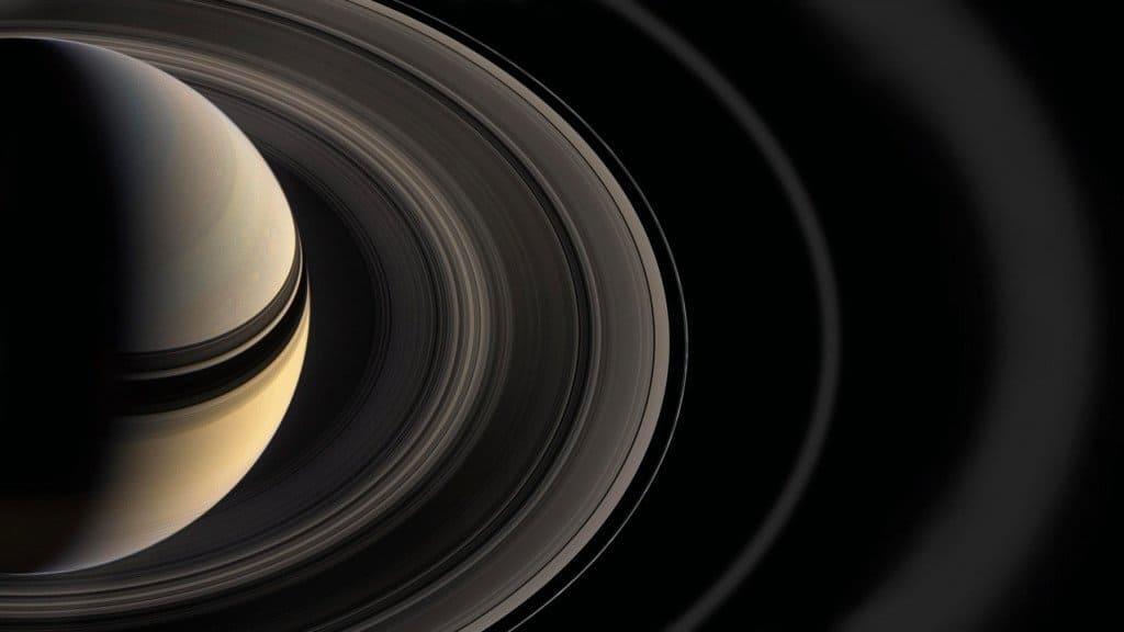 Satürn'ün Halkalarının Oluşum Teorisi