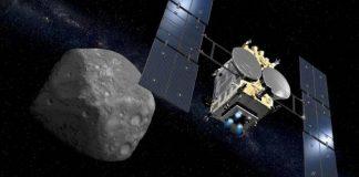 JAXA tarafından fırlatılan Hayabusa 2 uzay aracı Ryugu isimli asteroide ulaştı.