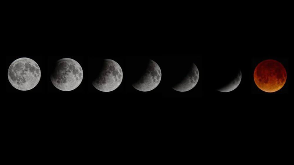 2019 yılı Ay Tutulması tarihleri ne zaman?