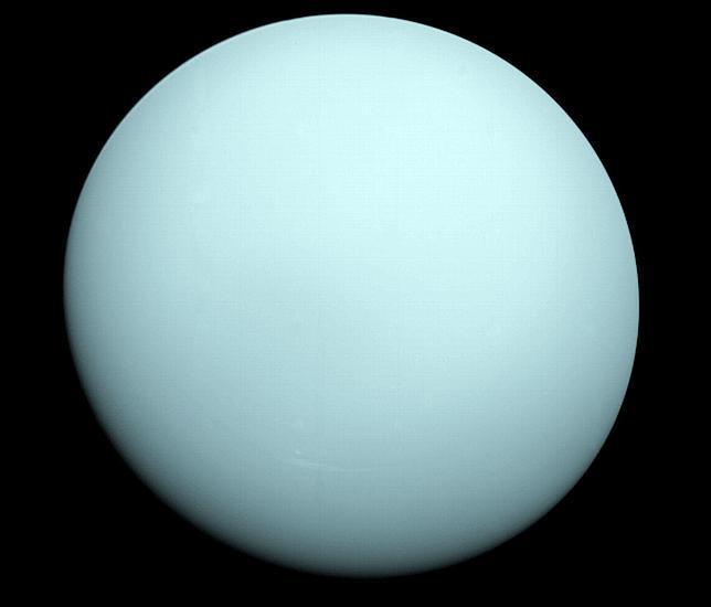 Uranüs'ü ilk kim keşfetti?