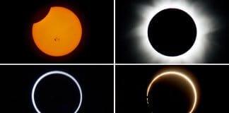 2019 yılı Güneş tutulmaları listesi