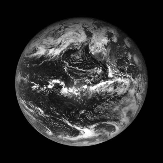 Uzaydan Dünya'nın Görünümü