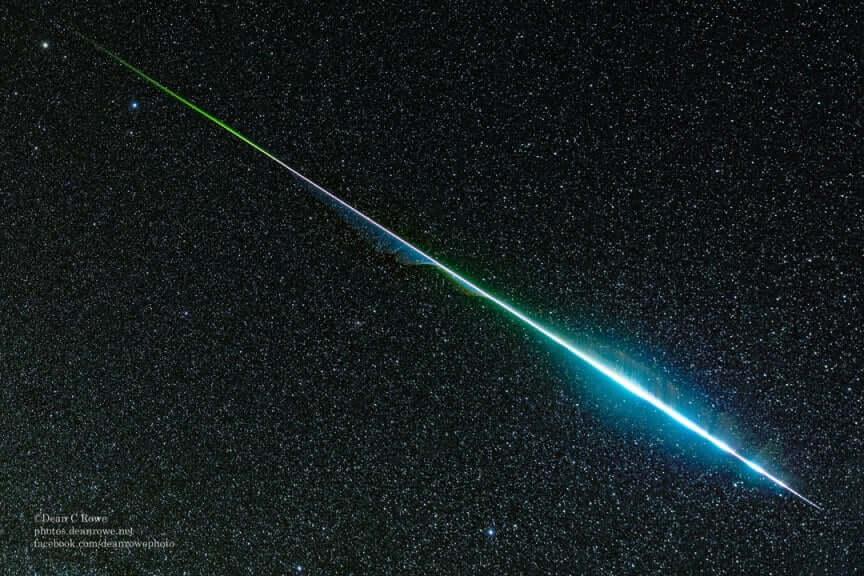 Rengarenk Meteor
