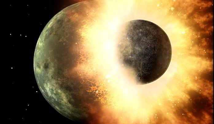 Dünya ve Ay Nasıl oluştu?