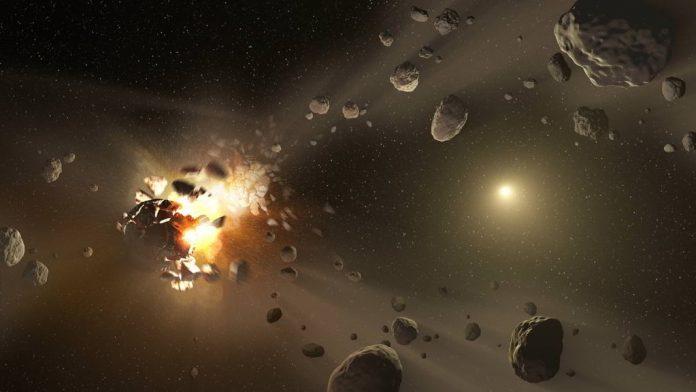 Asteroitleri Patlatmak Düşünüldüğü Gibi Sonuçlanmayabilir