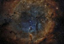 IC 1396 Emisyon Nebulası