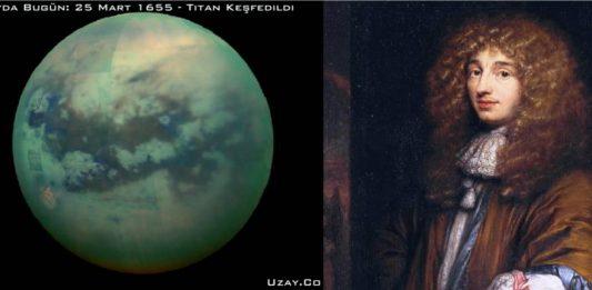 Christiaan Huygens - Titan'ın Keşfi