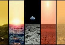 Gezegenlerin Yüzey Fotoğrafları